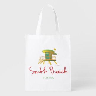 South Beach, Florida Life Guard Station