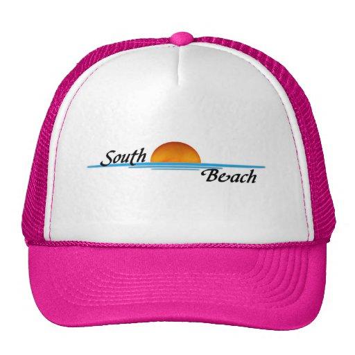 South Beach Mesh Hat