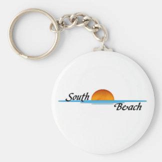 South Beach Key Ring