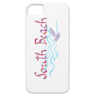 South Beach Miami Flip Flops iPhone 5 Cover