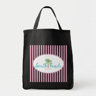 South Beach Miami Sun Tote Bag