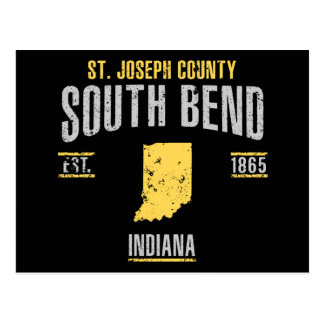 South Bend Postcard