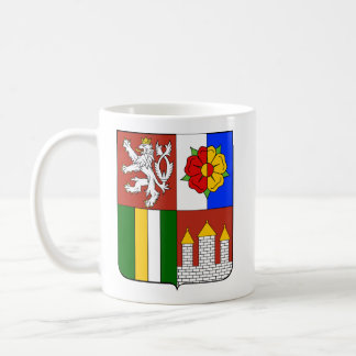 South Bohemian Region, Czech Coffee Mug