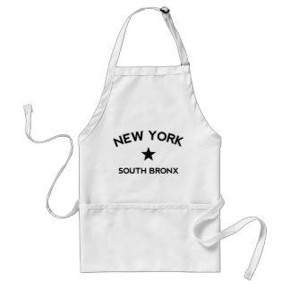 South Bronx New York Standard Apron