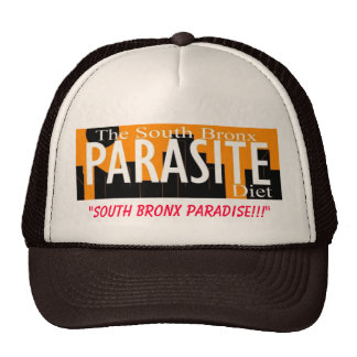 """SOUTH BRONX PARADISE!!!"" HATS"