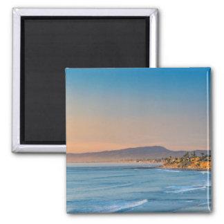 South Carlsbad beach Magnet
