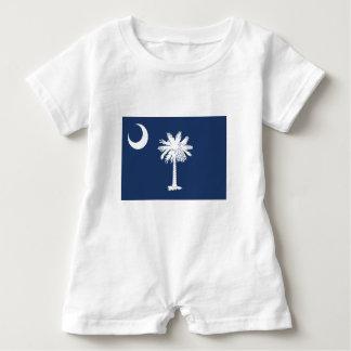 South Carolina Baby Bodysuit