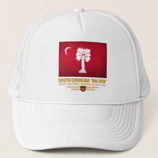 "South Carolina ""Big Red"" Trucker Hat"