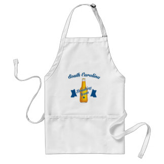 South Carolina Drinking team Standard Apron