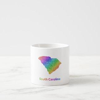 South Carolina Espresso Cup