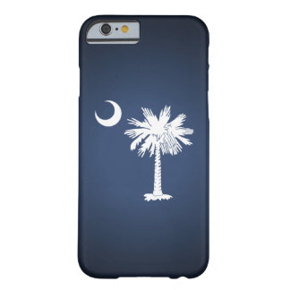 South Carolina Flag Barely There iPhone 6 Case