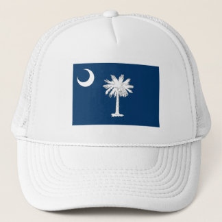 South Carolina FLAG International Trucker Hat