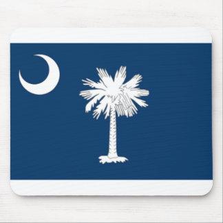 South Carolina Flag Mousepad