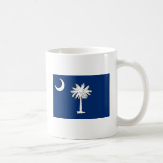 South Carolina Flag Mug