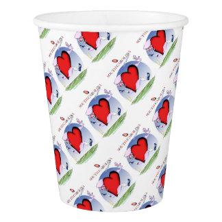 south carolina head heart, tony fernandes paper cup