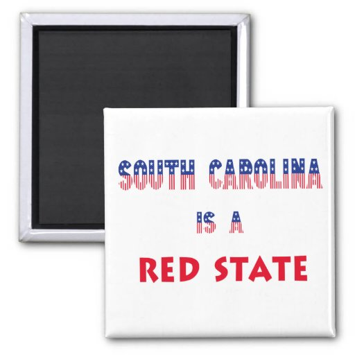 South Carolina is a Red State Magnet