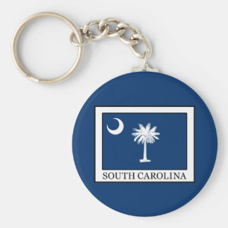 South Carolina Key Ring