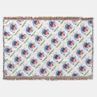 south carolina loud and proud, tony fernandes throw blanket