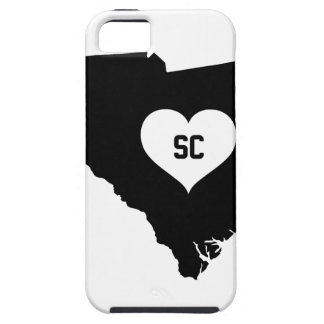 South Carolina Love Case For The iPhone 5