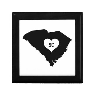 South Carolina Love Gift Box