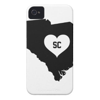 South Carolina Love iPhone 4 Cover
