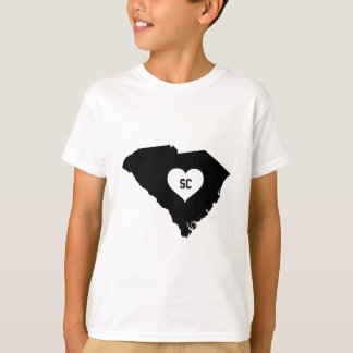 South Carolina Love T-Shirt