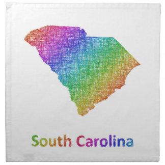 South Carolina Napkin