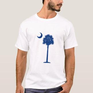 South Carolina Palmetto and Crescent Moon T-Shirt