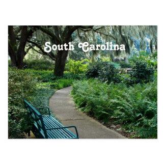 South Carolina Park Postcard