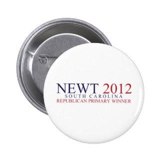 South Carolina Republican Primary 6 Cm Round Badge