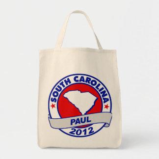 South Carolina Ron Paul Bags