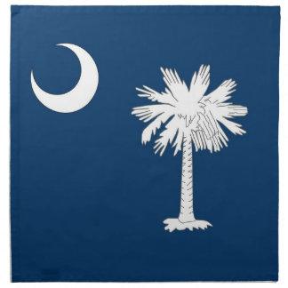 South Carolina State Flag American MoJo Napkin