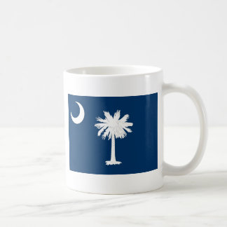 South Carolina State Flag Coffee Mug