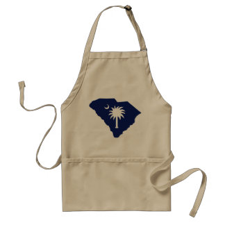 South Carolina State Palmetto Apron