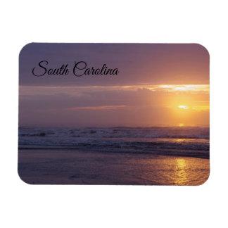 South Carolina Sunrise Magnet