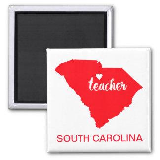 South Carolina Teacher Magnet