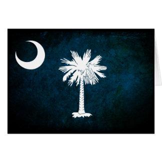 South Carolinan Flag; Note Card