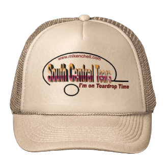 South Central Tears Cap Hat