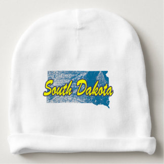 South Dakota Baby Beanie