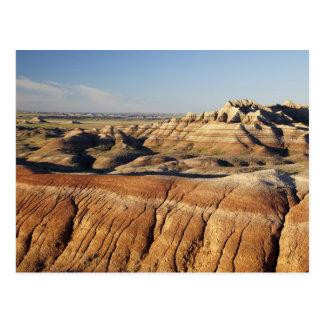 South Dakota, Badlands National Park, Badlands Postcard
