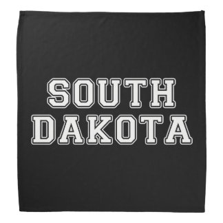 South Dakota Bandana