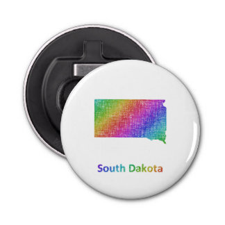 South Dakota Bottle Opener