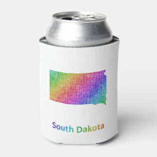 South Dakota Can Cooler