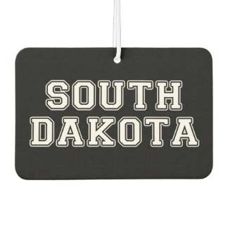 South Dakota Car Air Freshener