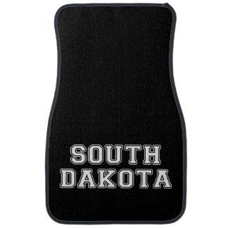 South Dakota Car Mat