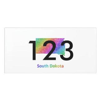 South Dakota Door Sign