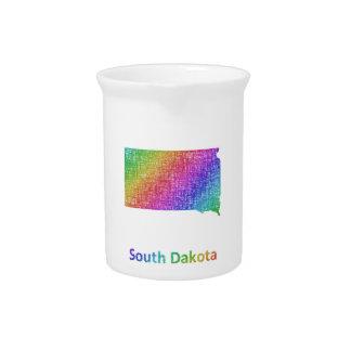 South Dakota Drink Pitchers