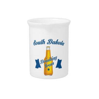 South Dakota Drinking team Pitcher
