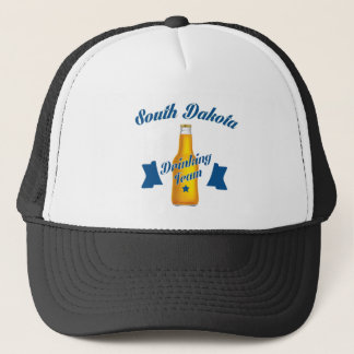 South Dakota Drinking team Trucker Hat