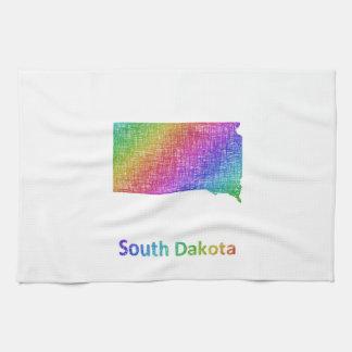 South Dakota Hand Towels